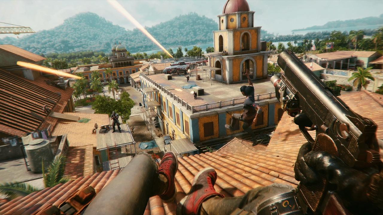 ویدیو تبلیغاتی بازی Far Cry 6