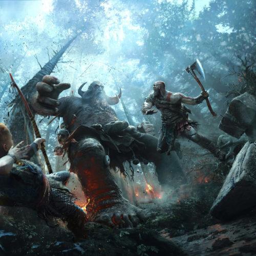 نمایش God of War: Ragnarok در PlayStation Showcase