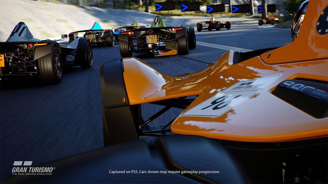 بازی جدید Gran Turismo 7