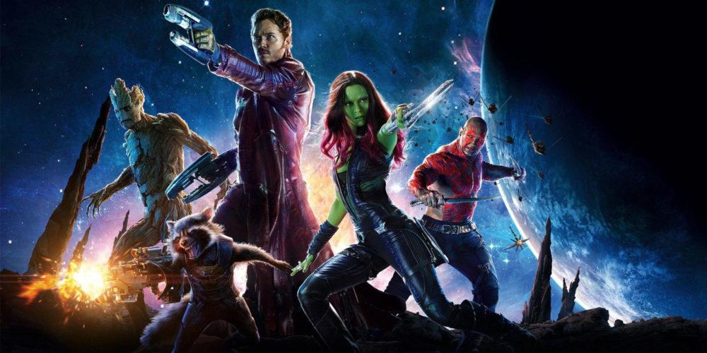 مرگ راکت در Guardians of the Galaxy Vol. 3