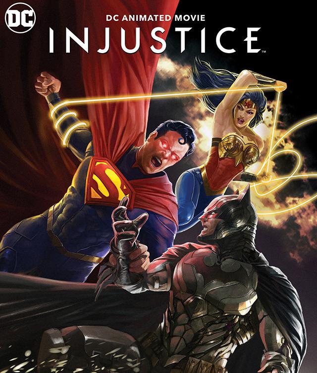 تاریخ انتشار انیمیشن Injustice