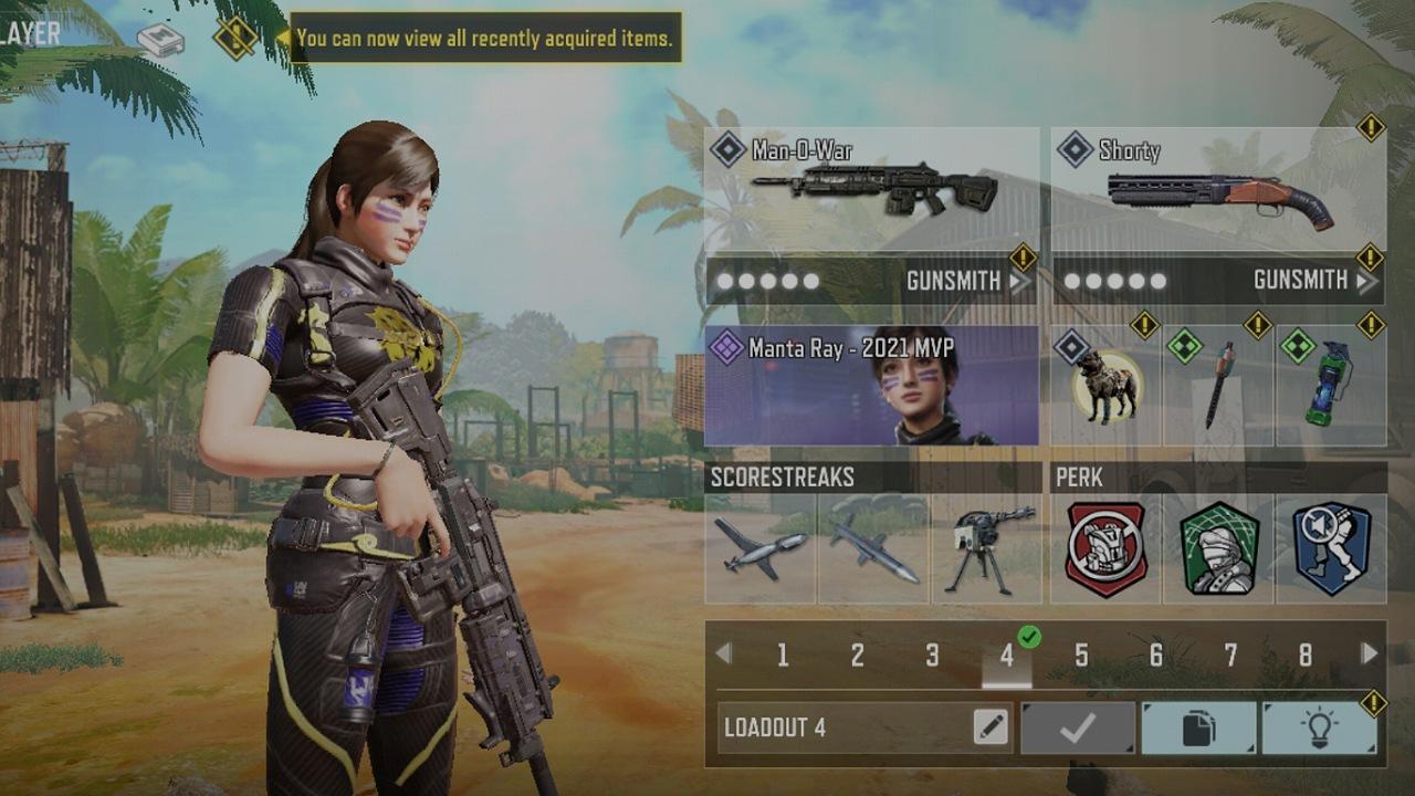 بازی Call of Duty: Mobile - کالاف دیوتی موبایل