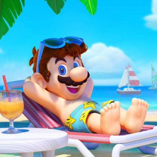 ساخت انیمیشن سینمایی ماریو