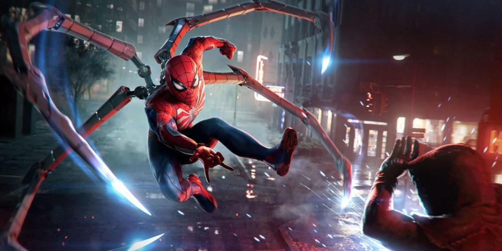 نسخه نسل هشتمی Marvel's Spider-Man 2