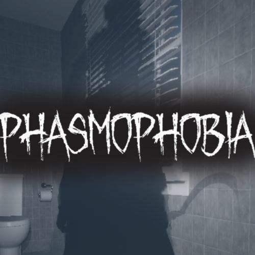 بخش تک نفره آفلاین بازی Phasmophobia