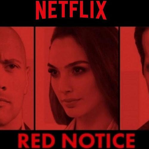 اولین تریلر فیلم Red Notice