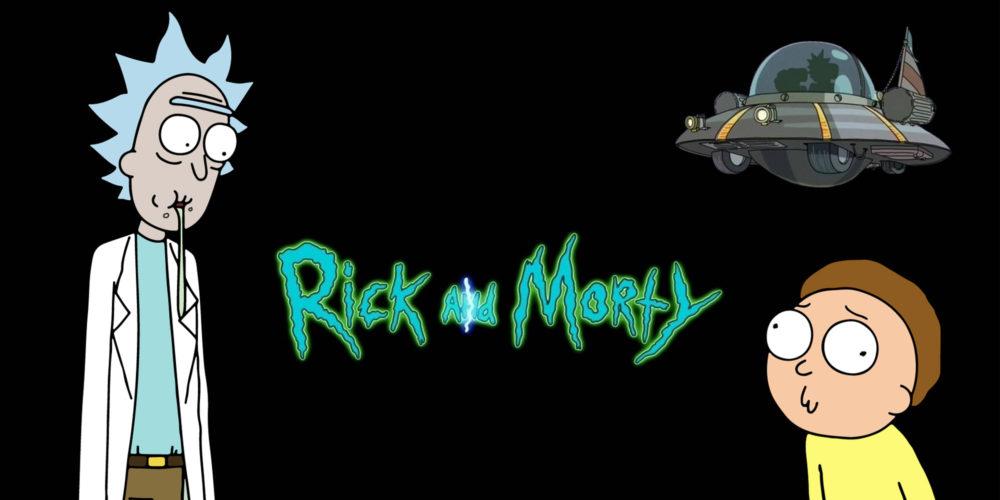 لایو اکشن Rick and Morty