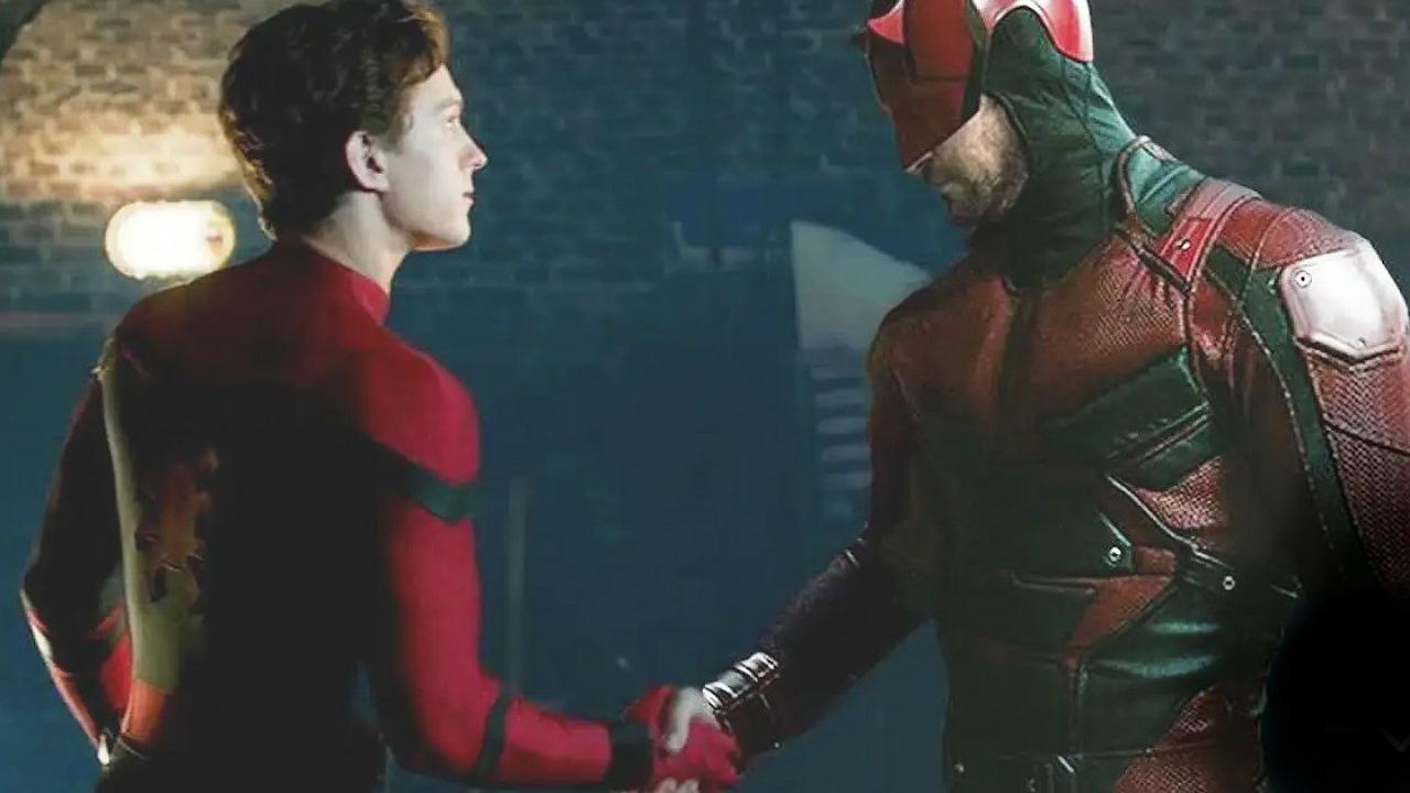 دردویل در فیلم Spider-Man 3