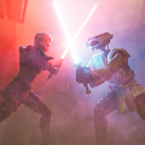 اولین ویدیو گیم پلی Star Wars: Hunters