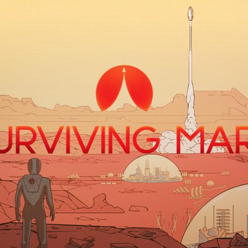 بازی Surviving Mars