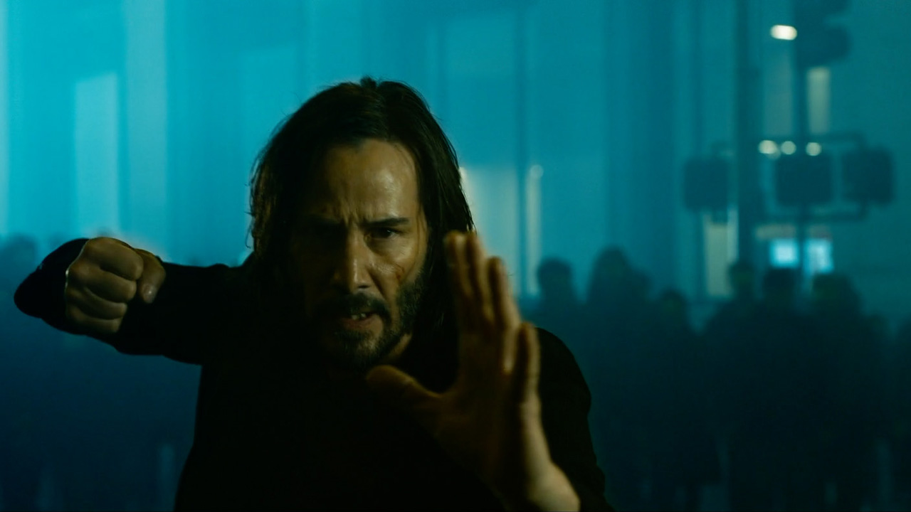 خلاصه داستان Matrix 4