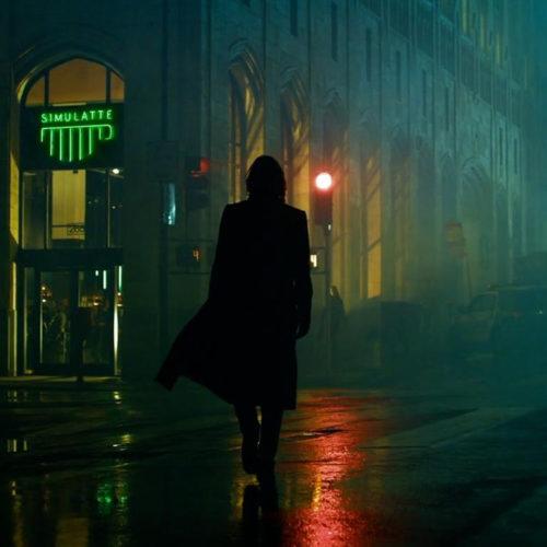 اولین تریلر The Matrix 4