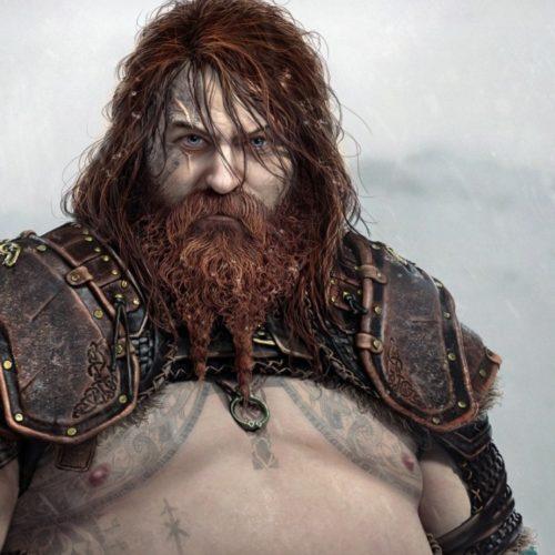 چرا ثور در God of War Ragnarok