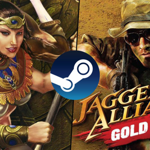 بازیهای Jagged Alliance و Titan Quest