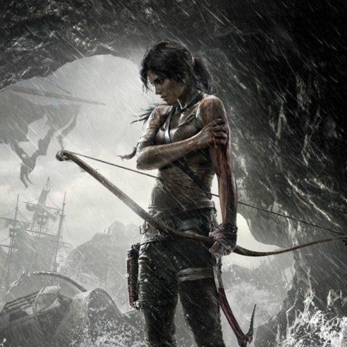 صداپیشه لارا کرافت در سریال Tomb Raider