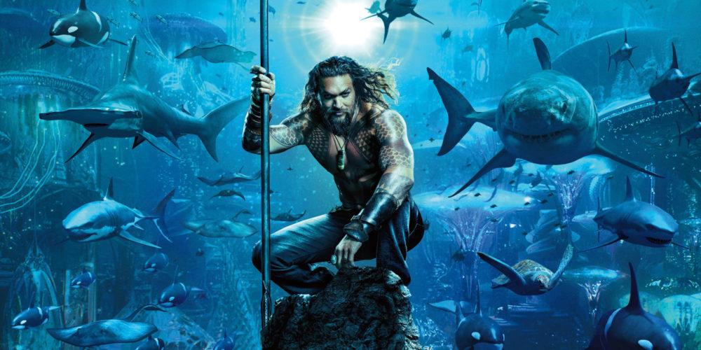 لباس جدید آکوامن در Aquaman 2