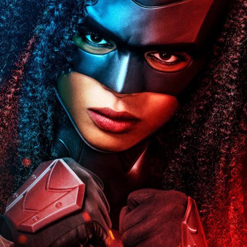 پوستر فصل سوم سریال Batwoman