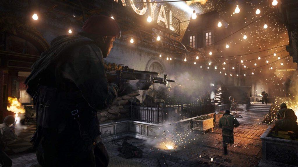 تریلر بخش چندنفره Call of Duty: Vanguard