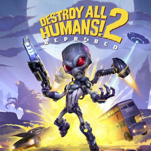 معرفی بازی Destroy All Humans! 2 Reprobed