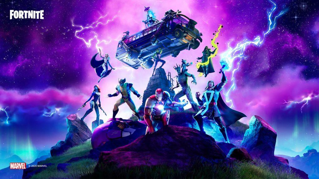 دعوای حقوقی اپیک گیمز و اپل بازی fortnite