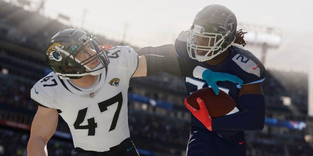 پرفروشترین بازیهای ماه آگوست ۲۰۲۱ بازی Madden NFL 22
