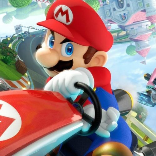 پرفروشترین بازیهای هفتهی آخر شهریور بازی Mario Kart 8: Deluxe