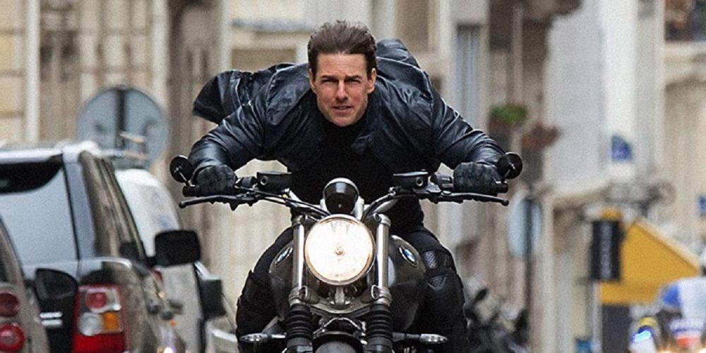 پایان فیلمبرداری Mission: Impossible 7