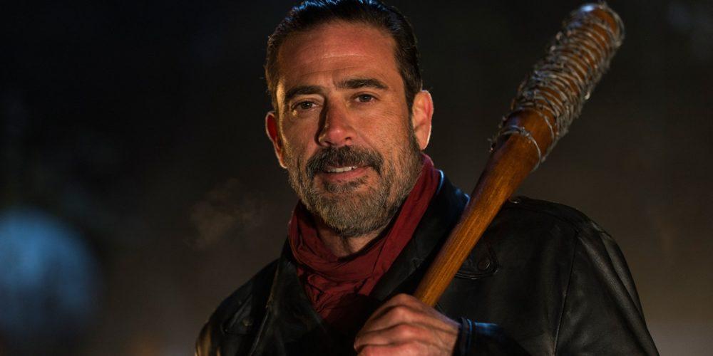 آیندهی نگان در The Walking Dead
