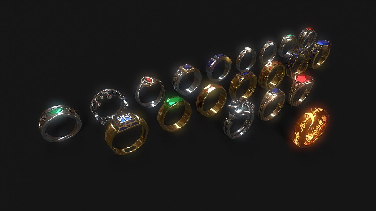 حلقههای قدرت