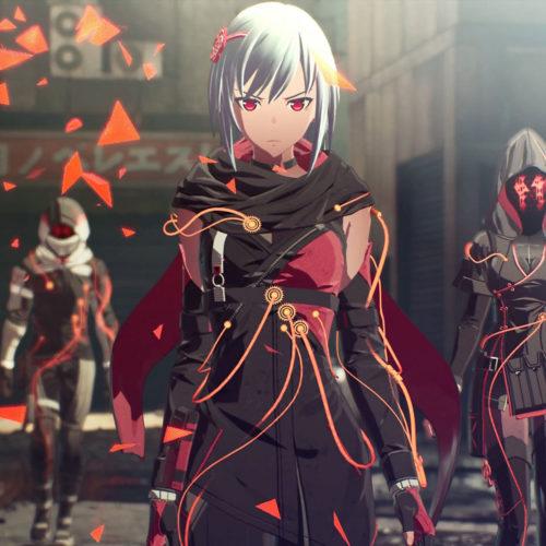 بازی نقش آفرینی Scarlet Nexus