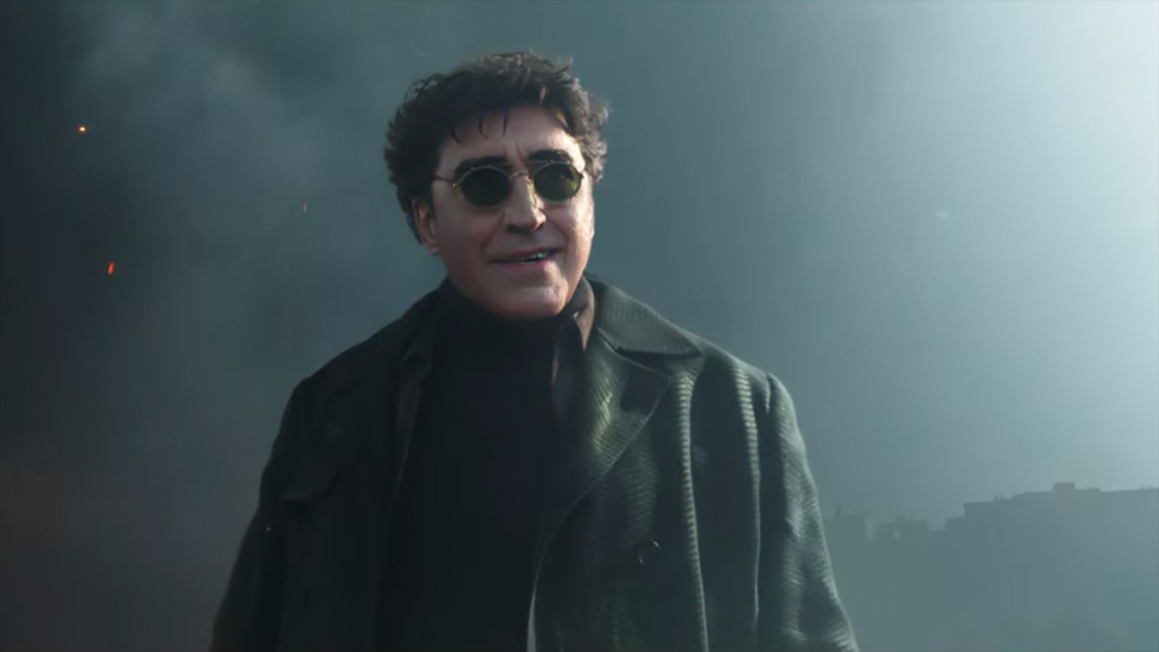 دکتر اختاپوس در Spider-Man 3