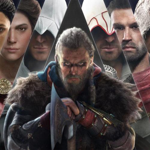 شایعات بازی Assassin's Creed Infinity