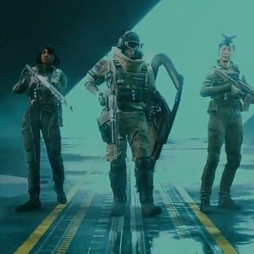 تریلر گیم پلی بازی Battlefield 2042