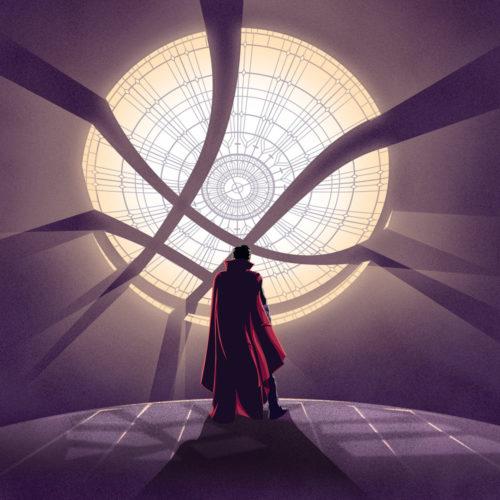 تاریخ انتشار Doctor Strange 2