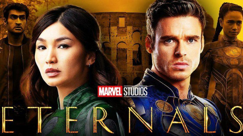کلیپ جدید فیلم Eternals