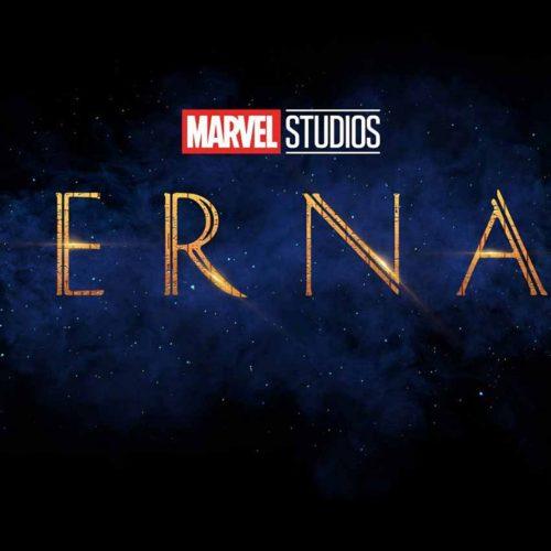 پوستر اختصاصی شخصیتهای Eternals