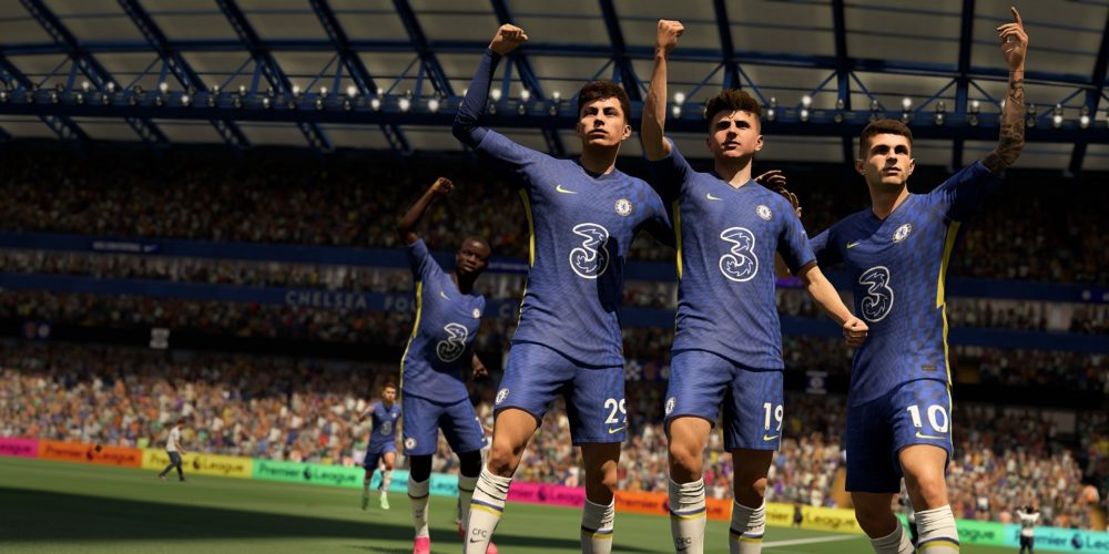 نام سری فیفا EA Sports FC