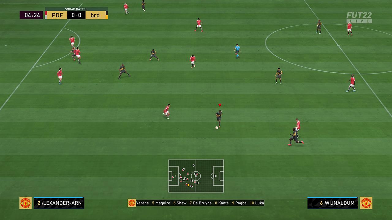 نقد FIFA 22