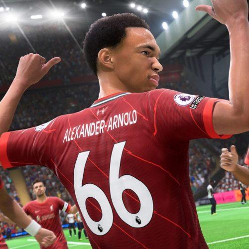 پرفروشترین بازیهای هفتهی دوم مهر بازی FIFA 22