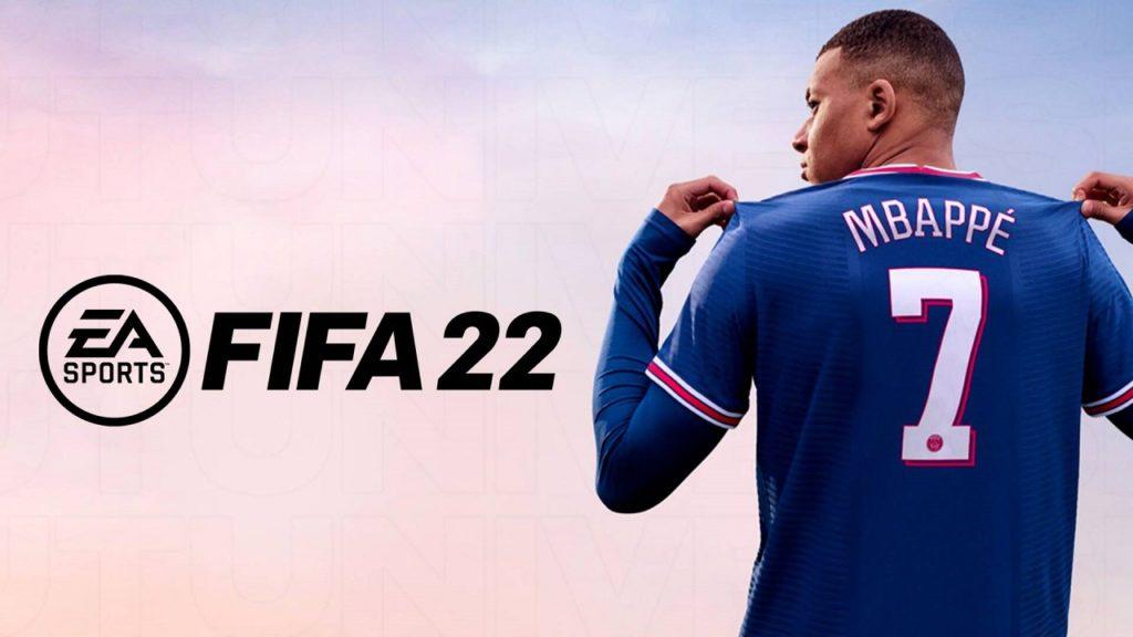پرفروشترین بازیهای هفتهی اول مهر بازی FIFA 22