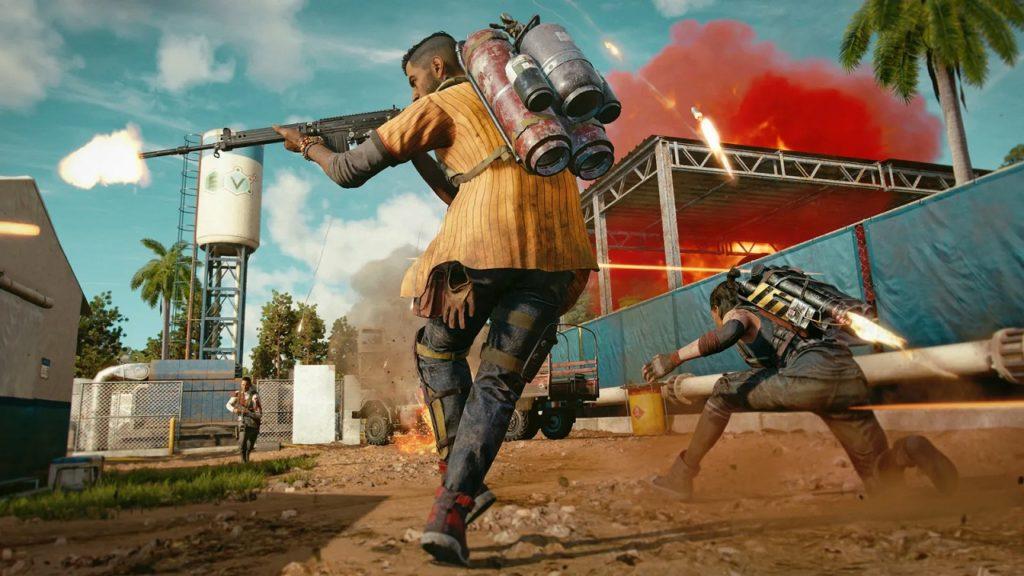 پرفروشترین بازیهای هفتهی دوم مهر بازی Far Cry 6