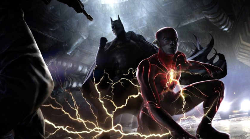 اولین ویدیو فیلم The Flash