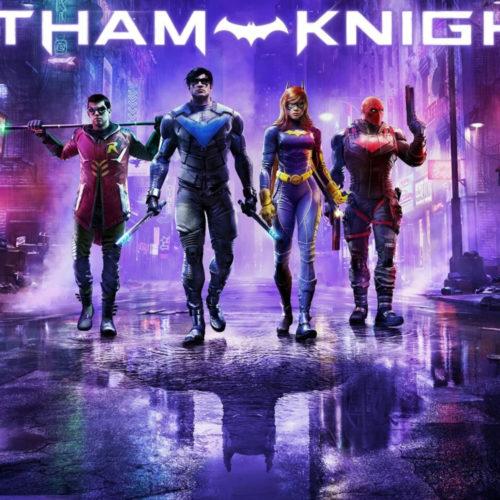 تریلر داستانی Gotham Knights