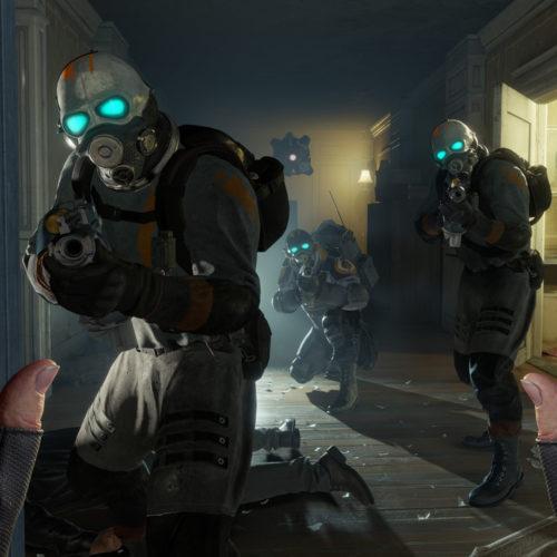 اجرای بازی Half-Life: Alyx