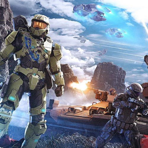 بخش داستانی بازی Halo Infinite