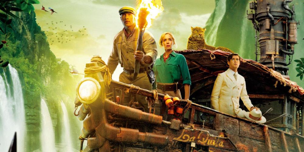 تهیهکننده Jungle Cruise 2