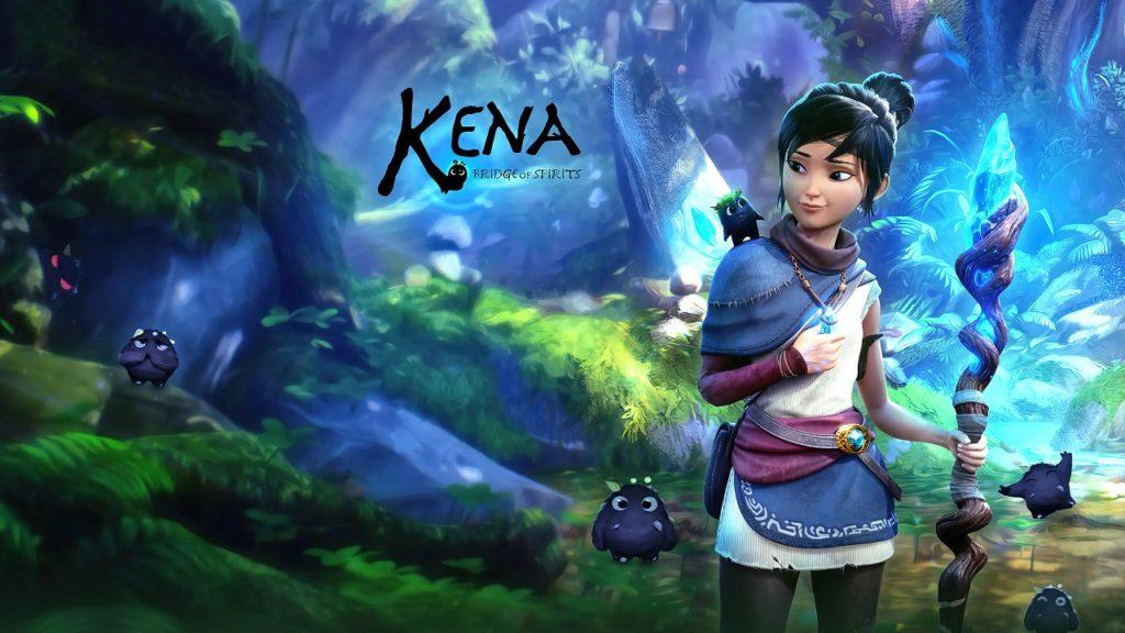 پردانلودترین بازیهای ماه سپتامبر بازی Kena Bridge of Spirits