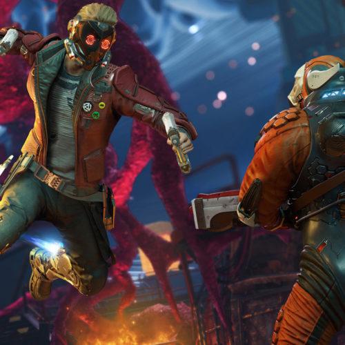 ویدیو گیم پلی Marvel's Guardians of the Galaxy