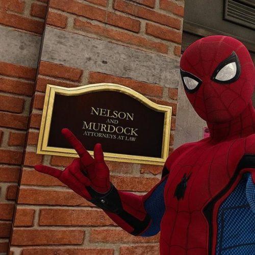 دردویل در بازی Spider-Man 2