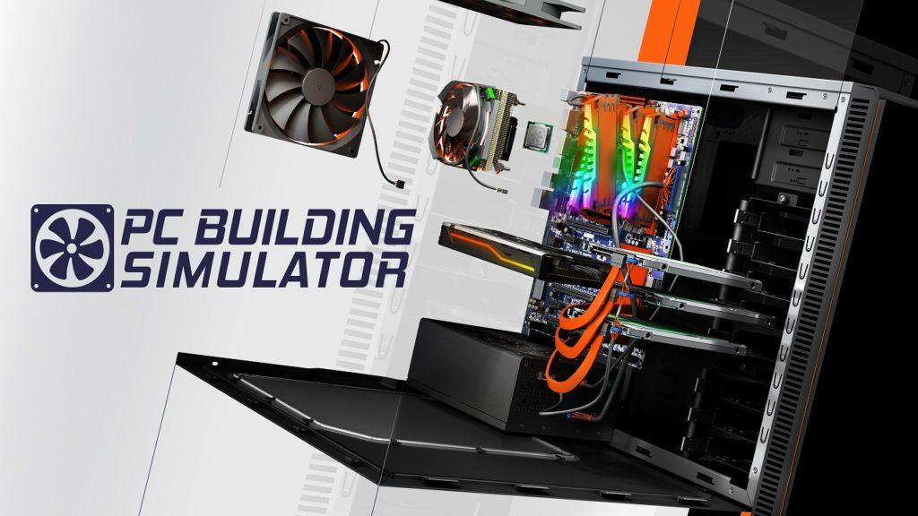 بازی PC Building Simulator فروشگاه اپیک گیمز